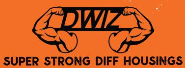 DWIZ Diff Housings